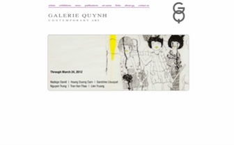 galleryquynh_website