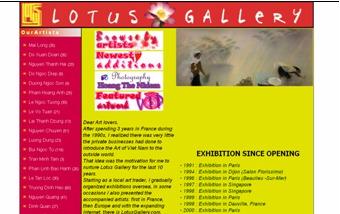 lotusgallery_website